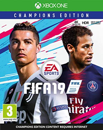 🎮FIFA 19 Champions Edition / XBOX ONE🎮