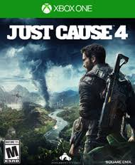 Just Cause 4 - Standard Edition / XBOX ONE 2019