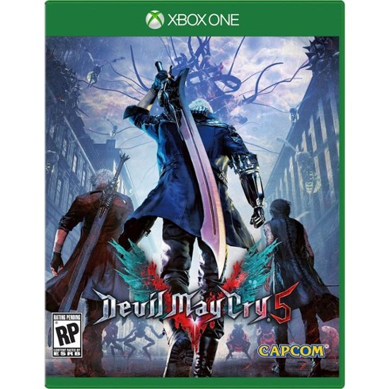 Devil May Cry 5 | XBOX ONE | RENTALS 2019