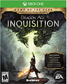Dragon Age: Inquisition GOTY  Edition / XBOX ONE 2019