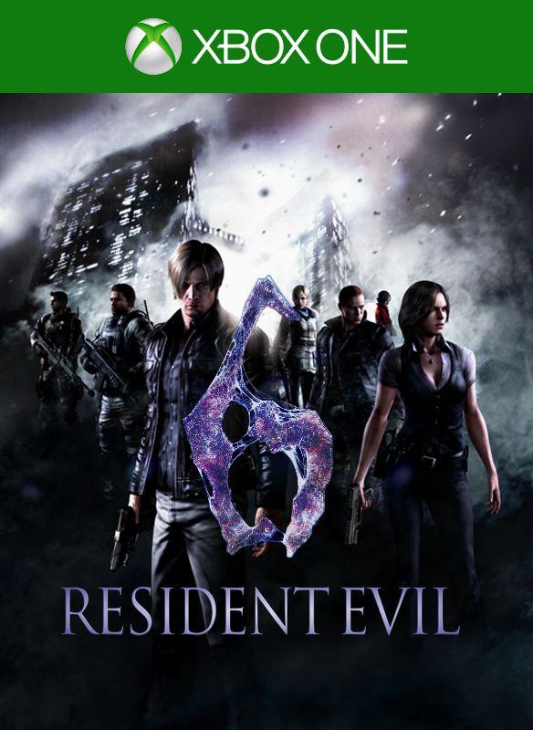 Resident Evil 6 / XBOX ONE 2019