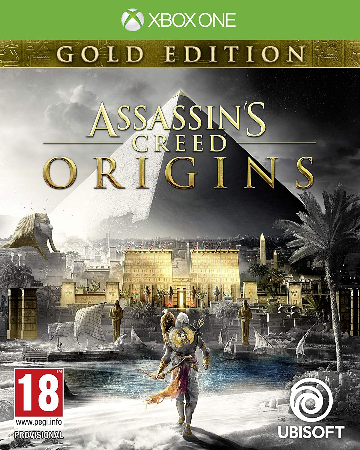 Assassins Creed Origins GOLD+2 games (user1) /XBOX ONE
