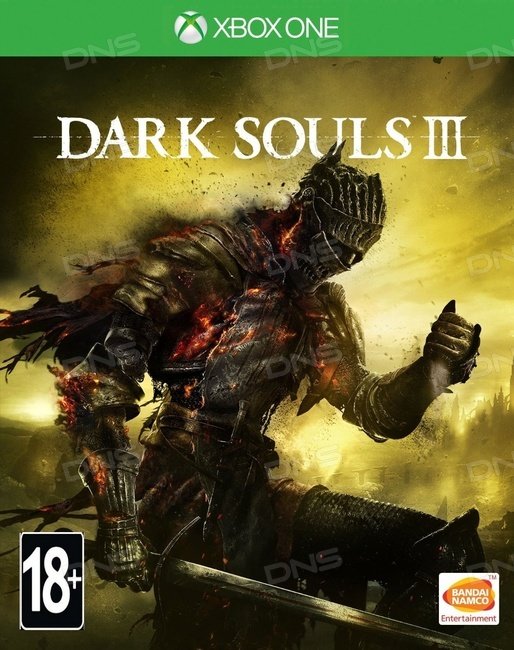 Dark souls 3 (user №1) / XBOX ONE