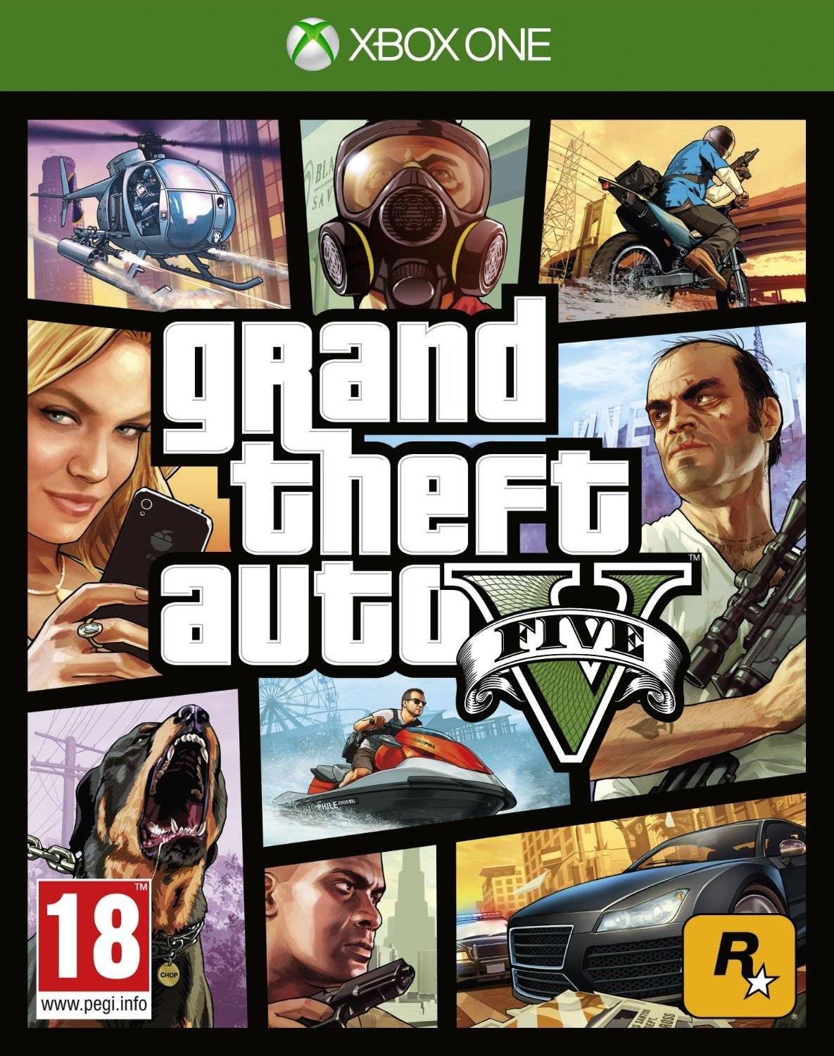 🎮🔑Grand Theft Auto V / XBOX ONE / KEY🔑🎮