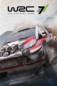 WRC 7 FIA World Rally Championship | Xbox ONE | Rent