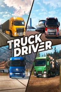 Truck Driver |Xbox ONE| RENT