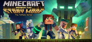 Minecraft: Story Mode - Season Two [Steam Gift]