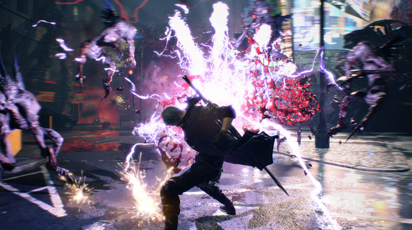 Devil May Cry 5 - Deluxe Edition 2019