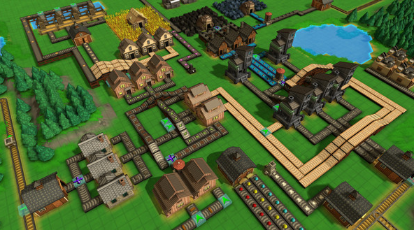 Factory Town 2019
