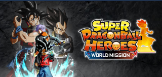 SUPER DRAGON BALL HEROES WORLD MISSION 2019