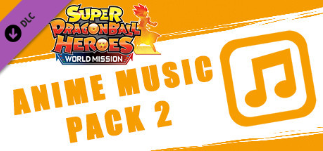 SUPER DRAGON BALL HEROES WORLD MISSION - Song Pack 2 2019