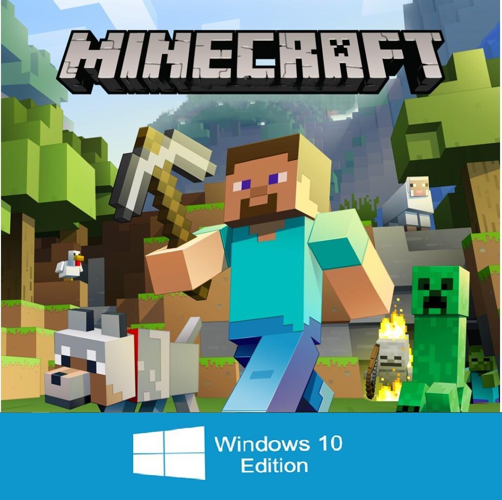 ✅ MINECRAFT WINDOWS 10 GLOBAL 🔑 Licensed ✅
