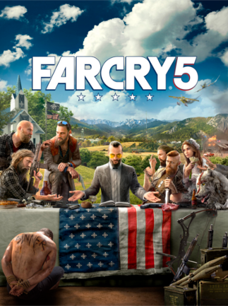 FAR CRY 5 UPLAY | CASHBACK | WARRANTY