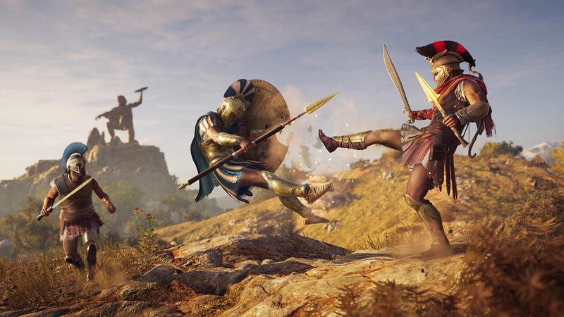 Assassin´s Creed Odyssey UPLAY | CASHBACK | WARRANTY