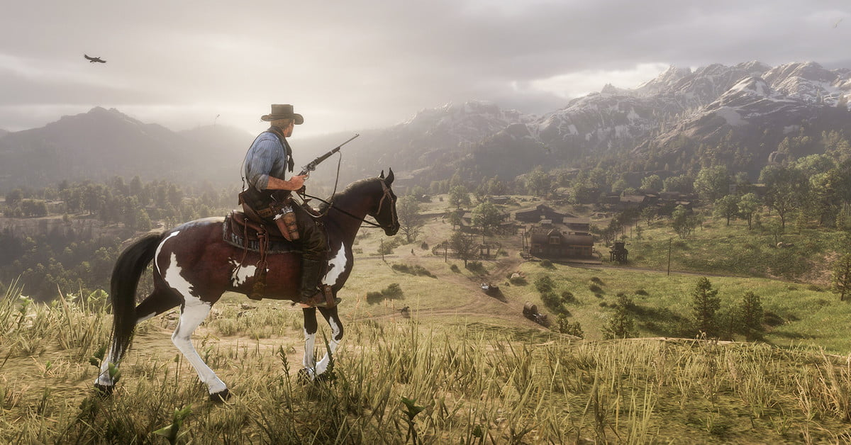 EPIC GAMES | Red Dead Redemption 2