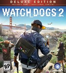 Watch Dogs 2 Deluxe Ed.(Uplay KEY)+СТРИТ АРТ+ПАНКИ ТЕМ