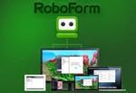 RoboForm Everywhere 3 years  /  Windows, Mac and Mobile