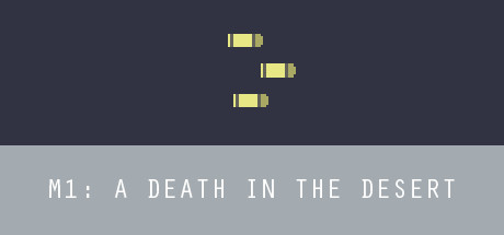 M1: A Death in the Desert (Steam key) | Region free