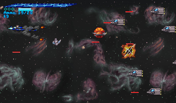 Carnage in Space: Ignition (Steam ключ) | Region free