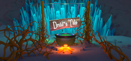 Druid´s Tale: Crystal Cave (Steam key) | Region free