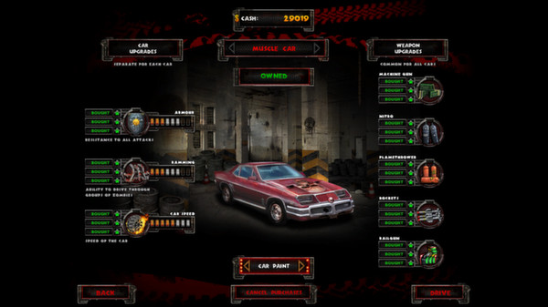 Zombie Driver HD Complete Edition (STEAM key) | ROW