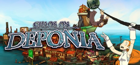 Chaos on Deponia (STEAM key) | RU + CIS
