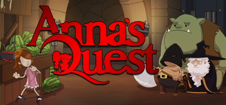 Anna´s Quest (STEAM key) | Region free