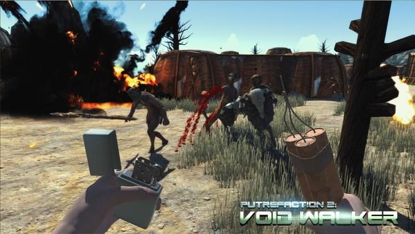 Putrefaction 2: Void Walker (STEAM key)   Region free 2019