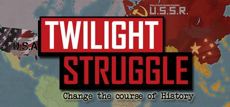 Twilight Struggle (STEAM key) | RU + CIS 2019
