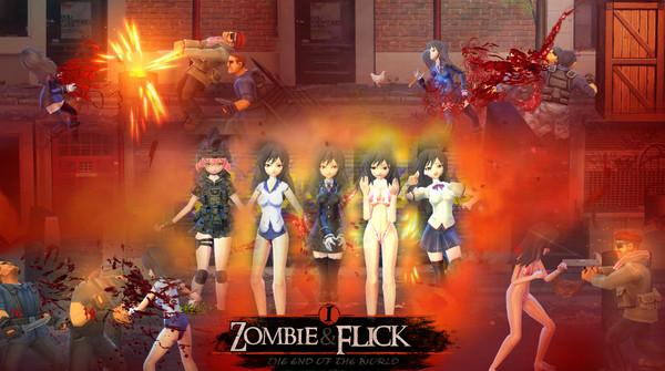 Zombie Flick (STEAM key) | Region free 2019
