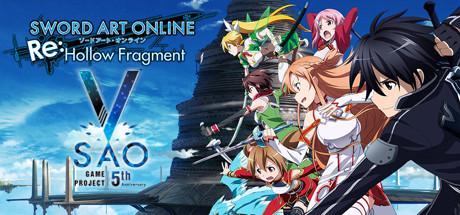 Sword Art Online Re: Hollow Fragment (STEAM key) | RU 2019