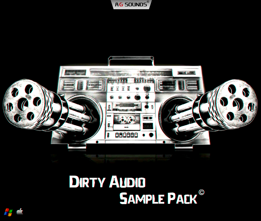 Dirty Audio Sample Pack (2017)