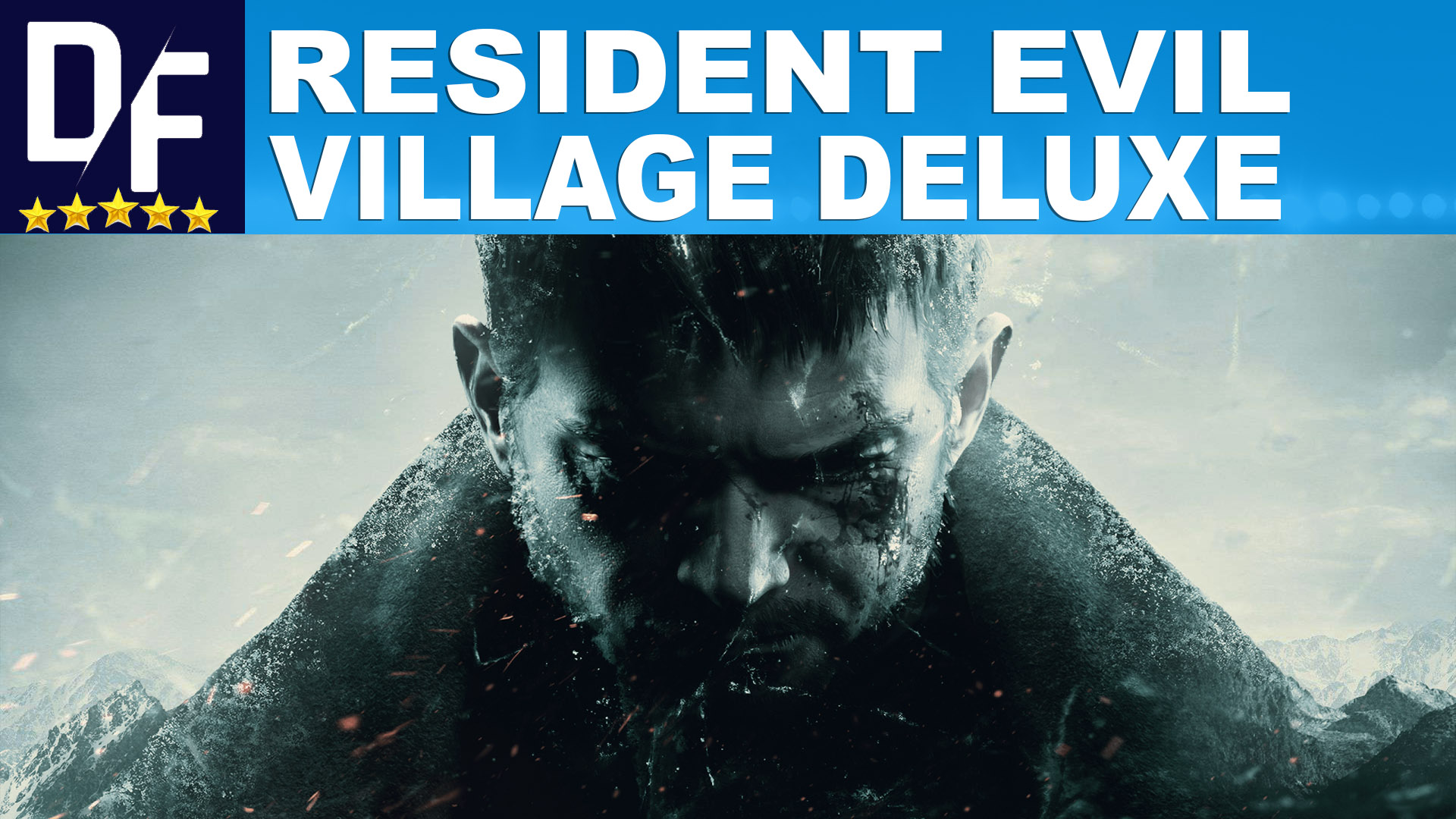 Фотография resident evil village deluxe [steam] аккаунт 🔥гарантия