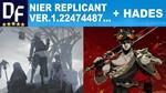 NieR Replicant ver.1.22474487139 +HADES [STEAM] account