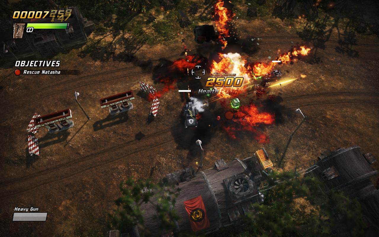 Скриншот  3 - Renegade Ops Collection Steam Key RU/CIS + ПОДАРОК