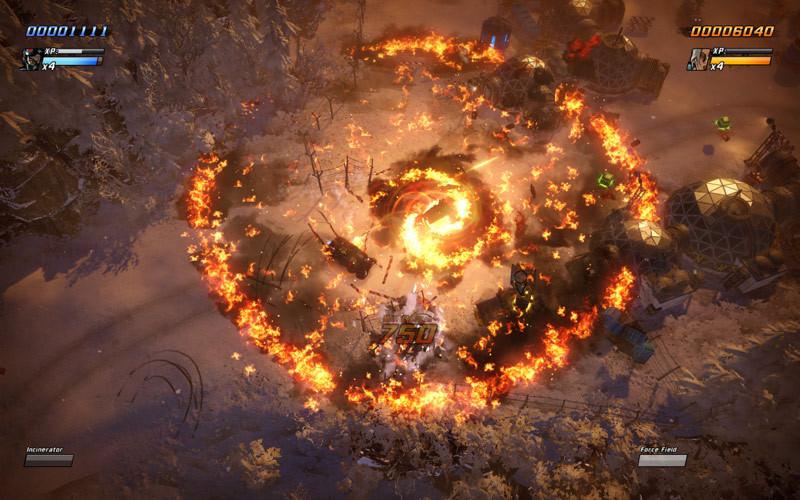 Скриншот  4 - Renegade Ops Collection Steam Key RU/CIS + ПОДАРОК