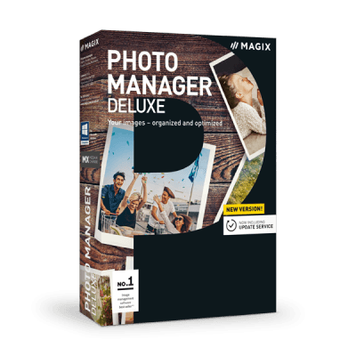 MAGIX Photo Manager Deluxe (Serial)