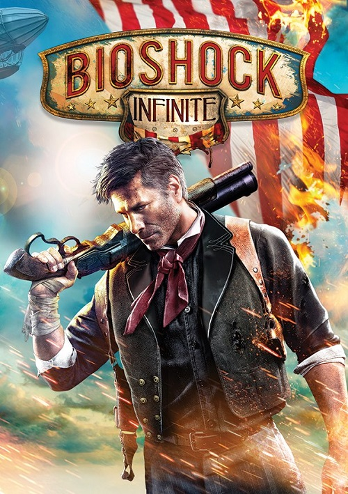 bioshock infinite (steam) + podarok + skidki 239 rur