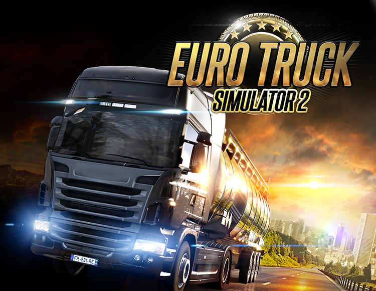 EURO TRUCK SIMULATOR 2 (STEAM) INSTANT DELIVERY