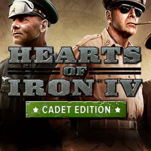 HEARTS OF IRON IV: CADET EDITION (Steam) DISCOUNT