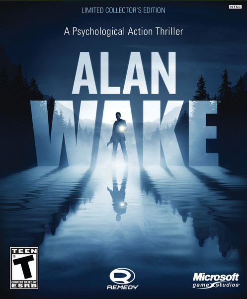 Alan Wake Collector´s Edition (Steam) DISCOUNT