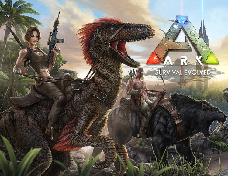 ARK: SURVIVAL EVOLVED (STEAM) REGION FREE + GIFT