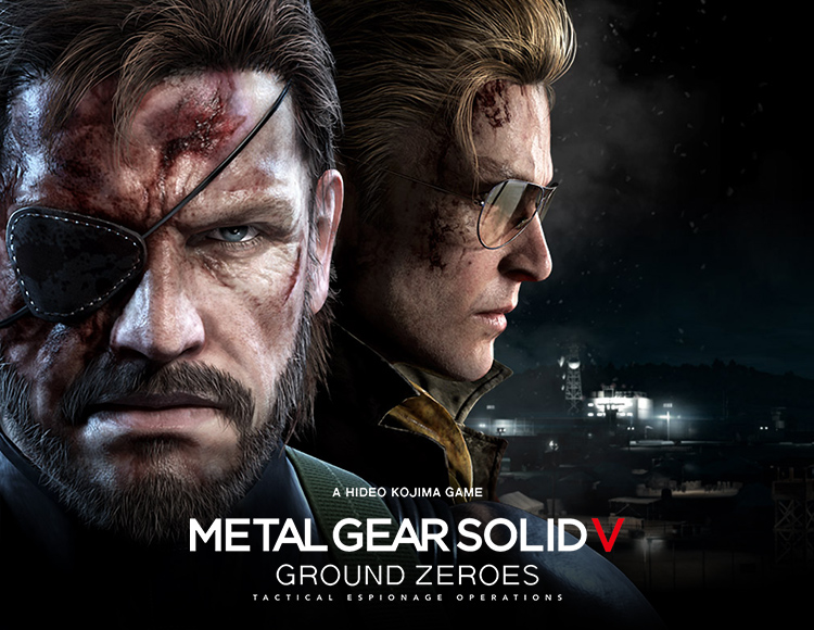 METAL GEAR SOLID V: GROUND ZEROES (STEAM) + GIFT