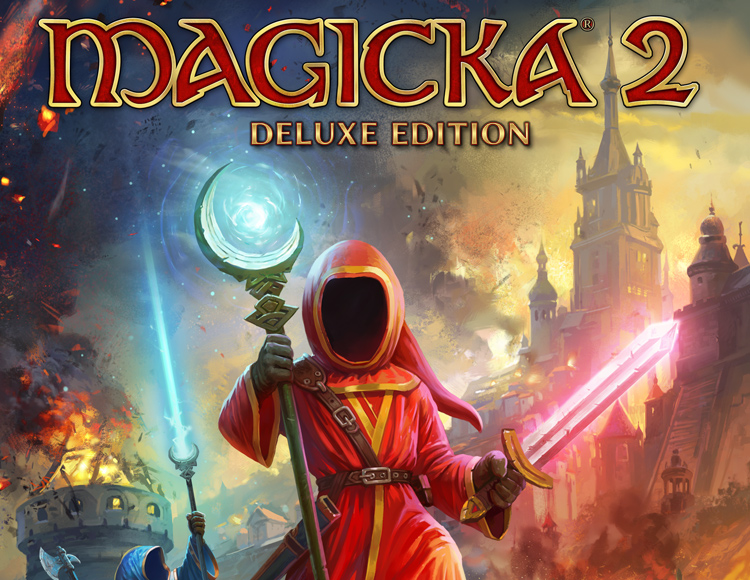 Magicka 2 Deluxe  (Steam) INSTANTLY + GIFT