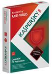 Kaspersky Anti-Virus (2013) 1 PC for 1 year + DISCOUNTS