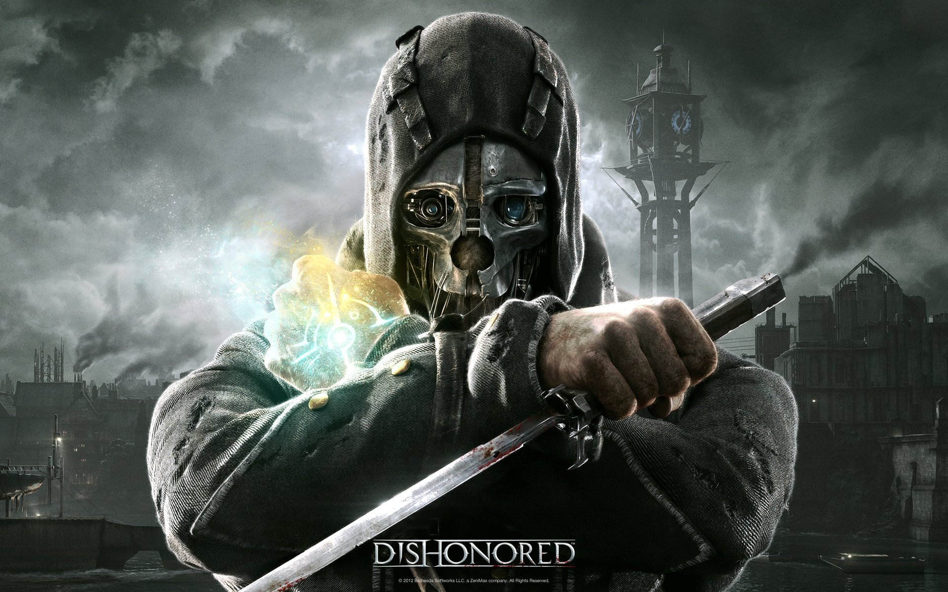 Dishonored Definitive Edition (Steam) + СКИДКИ +ПОДАРОК