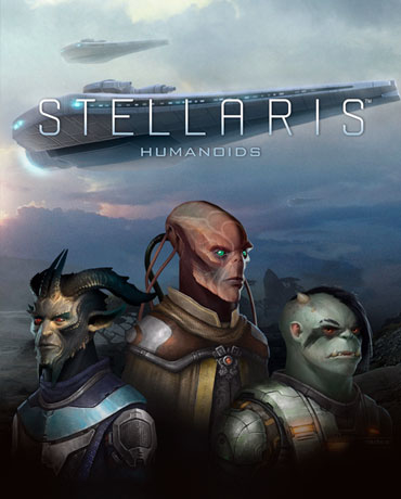 Stellaris Humanoid Species Pack (Steam) IN STOCK + GIFT