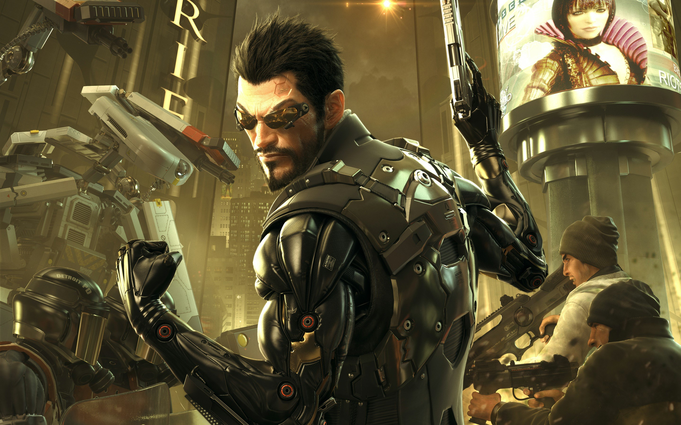 Deus Ex: Mankind Divided (Steam)   + GIFT