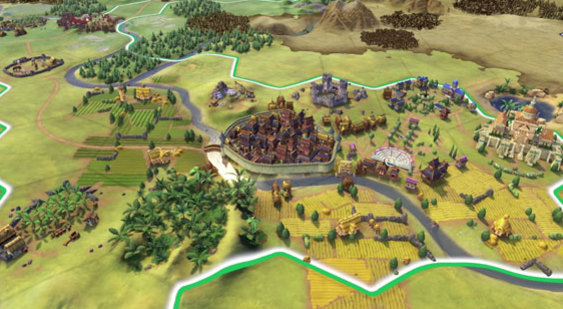 CIVILIZATION VI PLATINUM EDIITON (STEAM) IN STOCK