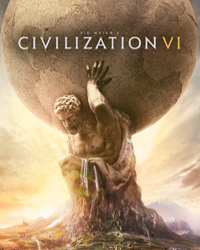 CIVILIZATION 6 VI  DELUXE (STEAM) INSTANTLY + GIFT